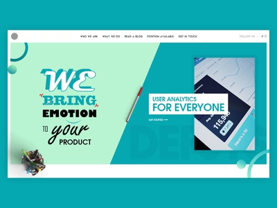 Creative Agency website design web webdesign template professionals preview designer creative bootstrap agency