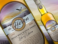 Distillerie The Heron :: packaging project
