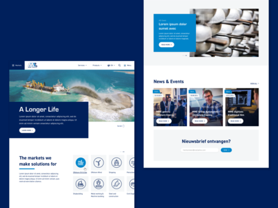 Webdesign MME