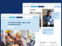 Webdesign Humanitas DMH