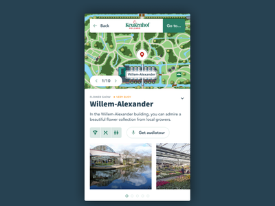 Mobile first pitch design green theme amusement map park map landmap maps testimonial price tickets order tickets order ordering quote park events mobile first mobile clean pitch