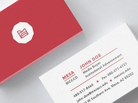MCC Business Cards