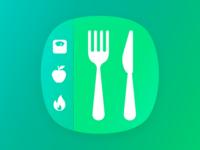 Calorie Tracker Main Icon