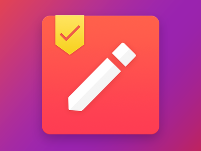 To-do Lists Main Icon memory planner reminder calendar to do list task app todolist todo