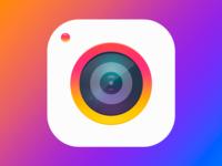 Camera Main Icon