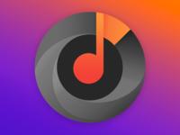 Music Player Main Icon