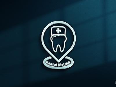 Dental Logo Design ui ux vector illustration graphic design branding art designer graphicdesign design logos logo