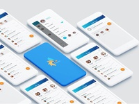 Phoenix mobile app -  Message Feature