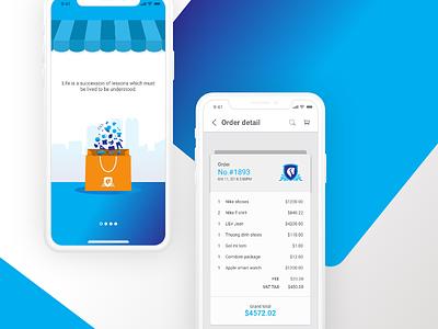 [ XD - FREEBIE ] Pony collection - e-commerce mobile app vietnam transaction shopping online bill material e-commerce bie free mobile app x iphone