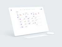 Business informations  dashboard