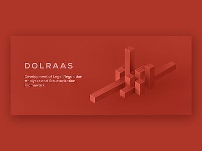 Dolraas lines application photoshop graphic dribbblers banner design 2d illustration