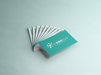 Business card branding logo design logo turquoise corporate identity corporate design print business card