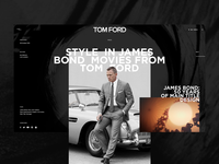 TOM FORD — STYLE IN JAMES BOND MOVIES