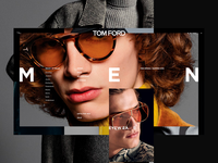 TOM FORD — MEN EYEWEAR
