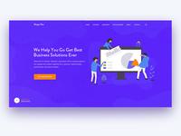 Shape Rex - Software Company Header Design