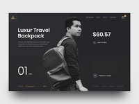 Backpack Product For Exploration