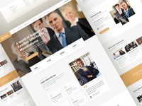 Website Design for Law Office