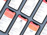 SubPay - Global Payments Platform App Screen