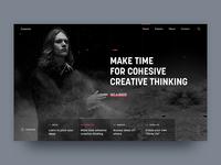 Creative Header Exploration