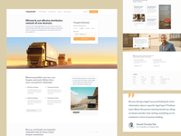 Transport- Homepage