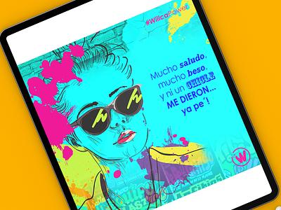 Diseño de Post para Agencia btl graphic design social media