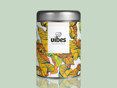 Packaging para Marca de accesorios packaging graphic design