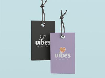 Hangtags para Marca de accesorios acessorios packaging graphic design