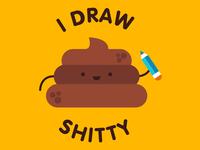 Shitty drawing