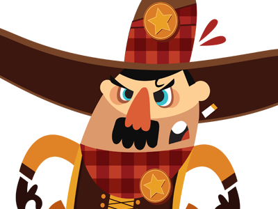 There  s a new sheriff in town by theruud d46b6jc