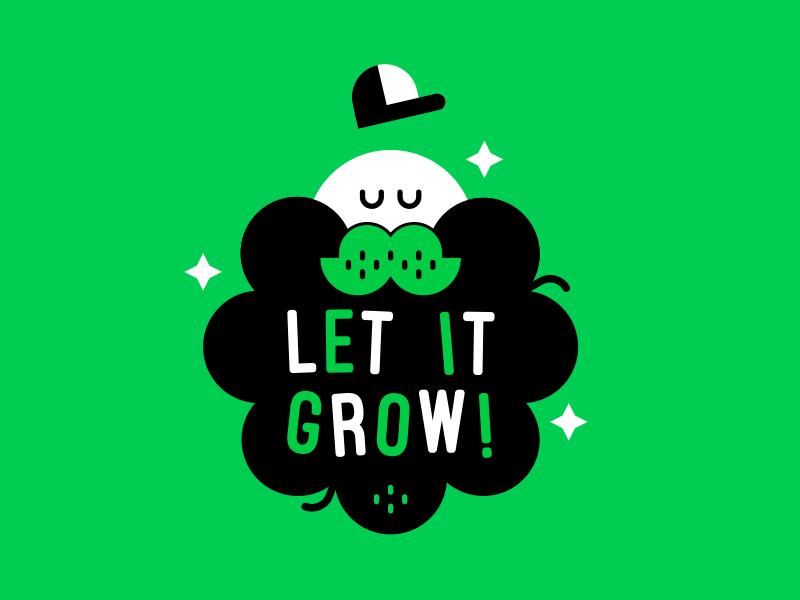 Let it grow! cute beard