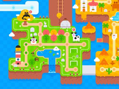 Momo Land version 2 momo app games cute vector