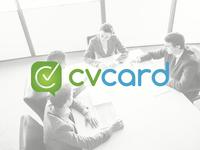 CvCard - Logo Design