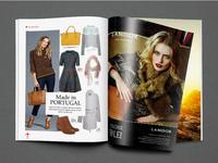 Fashion Store - Magazine Layout
