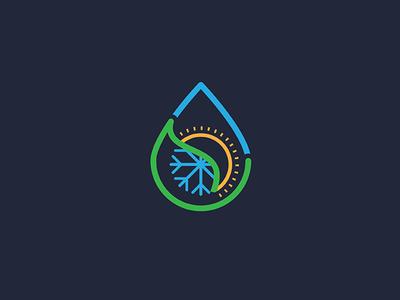 Apres Hero element season design logo design logo