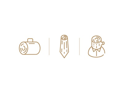 Woodworker design logo worker wood icons icon