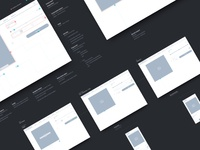 Product Wireframes