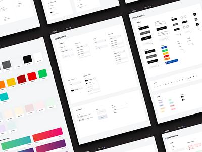 Design System sketch dashboard dsm styleguide design system