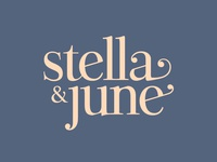 Stella and June Logo