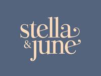 Stella and June Logo