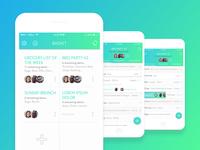 Basket - Grocery Shopping list app