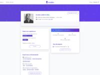 User profile showcase2