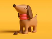 Dog & poop
