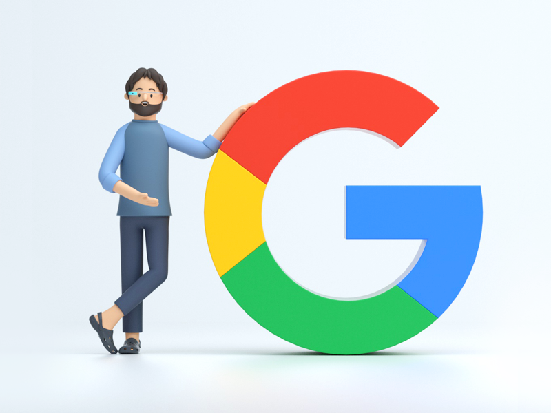 SERGEY OF GOOGLE man design render c4d illustration character 3d