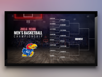 Digital Signage for March Madness