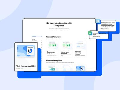 How Amazings Use Maze 💪 web design product design illustration research template maze 2d ui