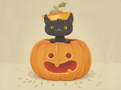 Seattle Monster Mash 27/31 blackcat halloween pumpkin seattlemonstermash