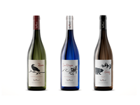 Red Beast Wines labels