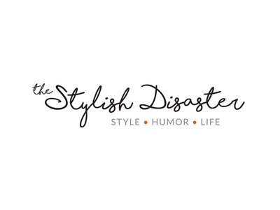 The Stylish Disaster logo blog logo blogger