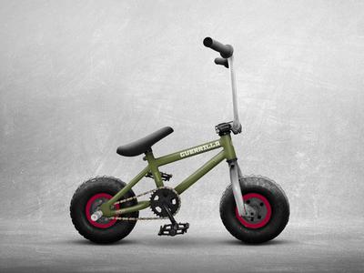Bounce Guerrilla Mini BMX