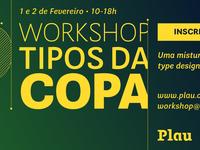 Tipos da Copa Workshop Plau 2014